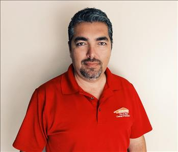Male employee photo