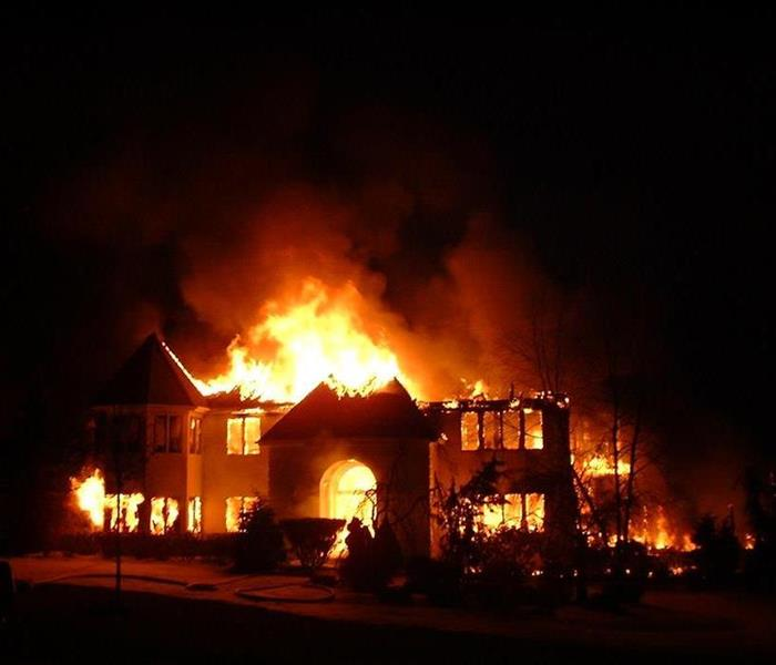 Fire Damage Preventing Fires in Your Home