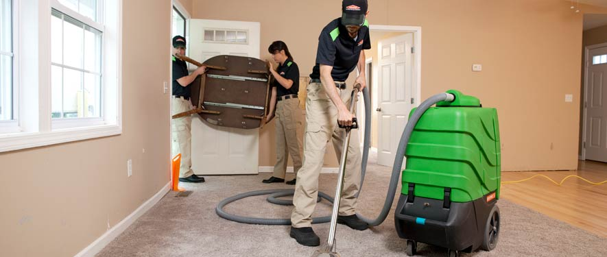 Chatsworth, CA residential restoration cleaning